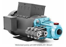 Pump and Motors