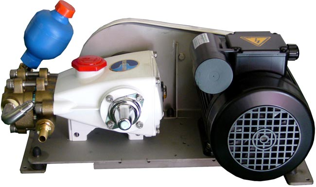 Dessalator Cruise AC Pump